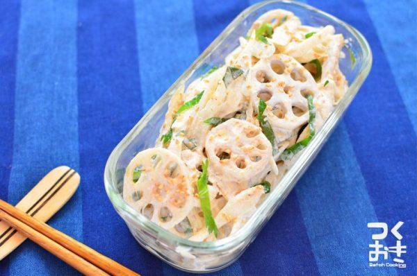 ごぼう料理☆人気の簡単レシピ《お弁当》2