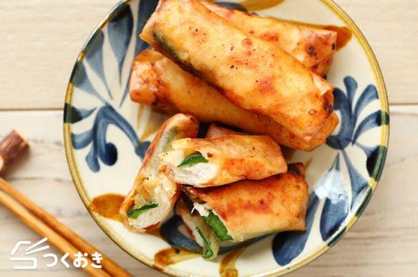 鶏肉を使った簡単中華レシピ☆ひき肉・ささみ8