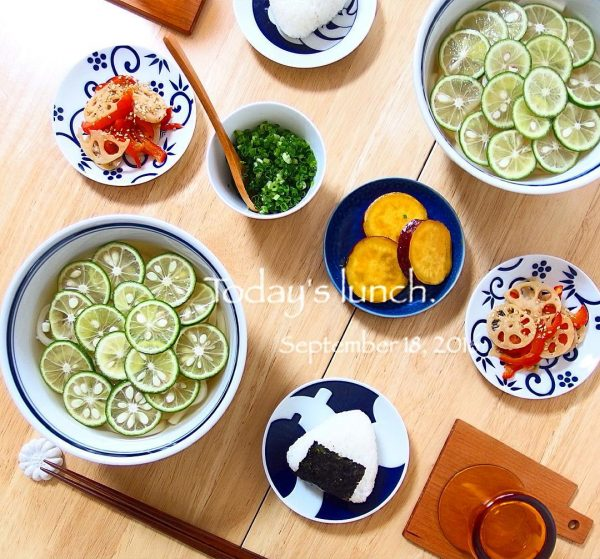 夏の変わり種冷たい麺レシピ!すだちうどん