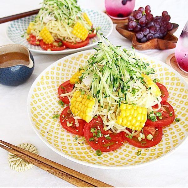 きゅうりの美味しい簡単レシピ《メイン料理》8