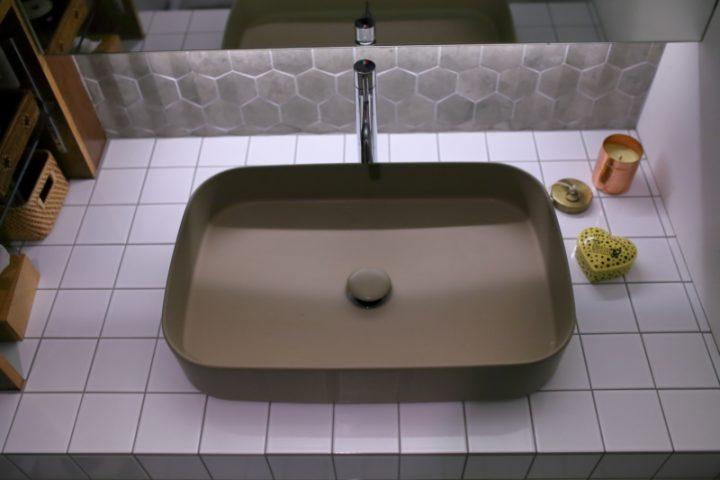 洗面用のシンク