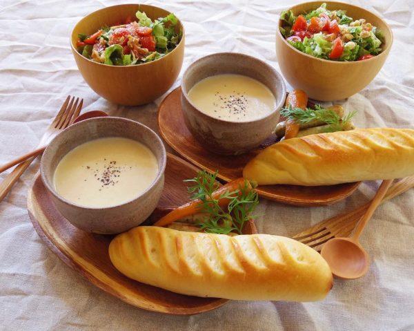 さつまいもの人気簡単レシピ《スープ料理》