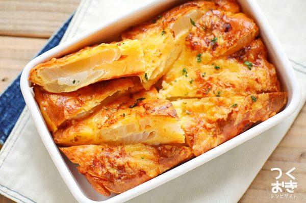 玉ねぎを使った簡単美味しいレシピ☆副菜8