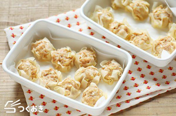 鶏肉を使った簡単中華レシピ☆ひき肉・ささみ7