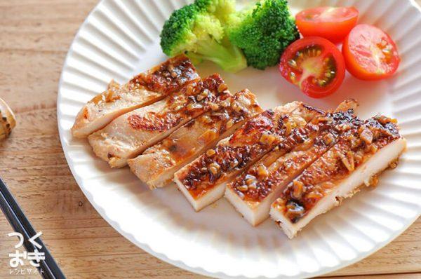 鶏胸肉の簡単な人気レシピ6