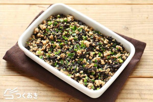 ひじきの簡単な美味しい人気レシピ☆常備菜2