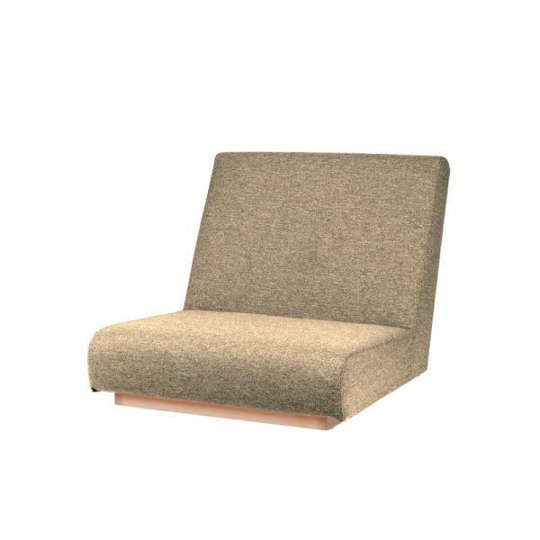 伝統感じるお座敷を作る座椅子風ソファ