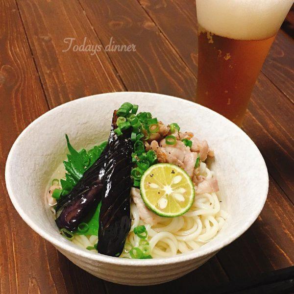 なすの中華風おすすめレシピ《煮物・ごはん・麺類》4