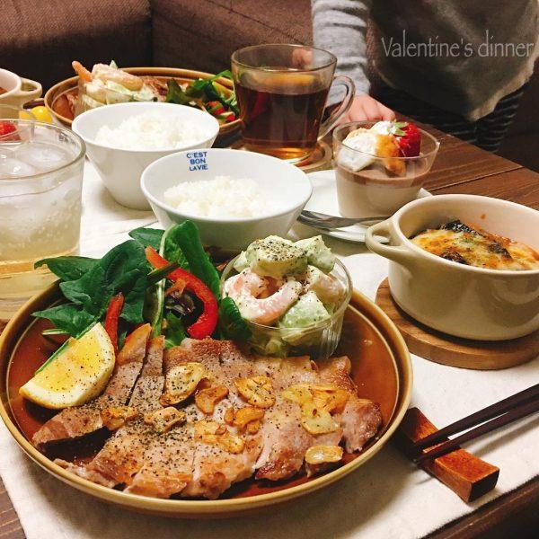 がっつり系洋食豚肉レシピ!ガーリックソテー