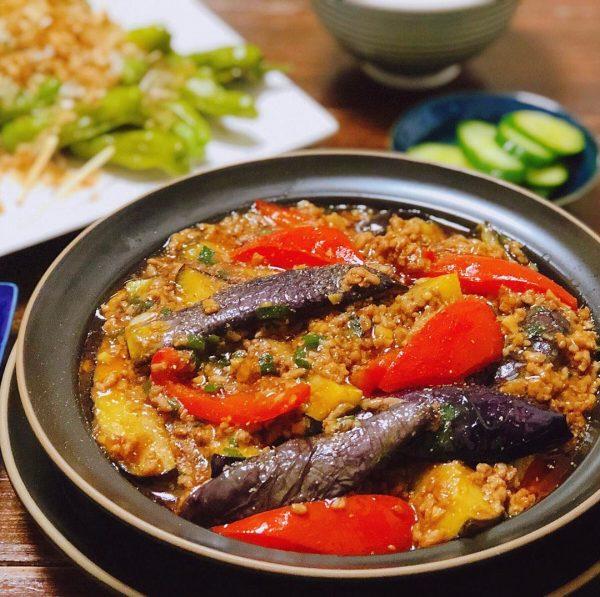 なすの中華風おすすめレシピ《炒め物》