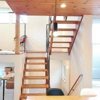 階段インテリアでお家に抜け感プラス♪階段下収納も要チェック!