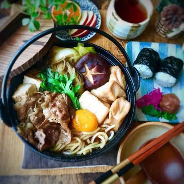 うどんの美味しい人気レシピ7