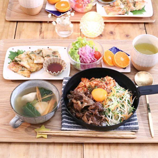 キャンプ料理レシピ21