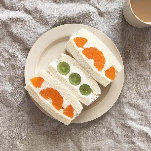 パンの美味しい朝食10