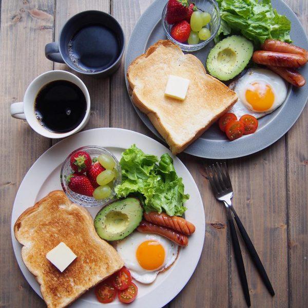 パンの美味しい朝食11