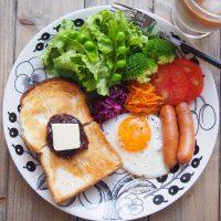パンがメインの朝食レシピ特集!おすすめアレンジメニューで脱マンネリ化!