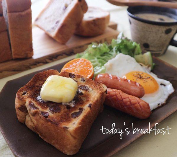 パンの美味しい朝食13