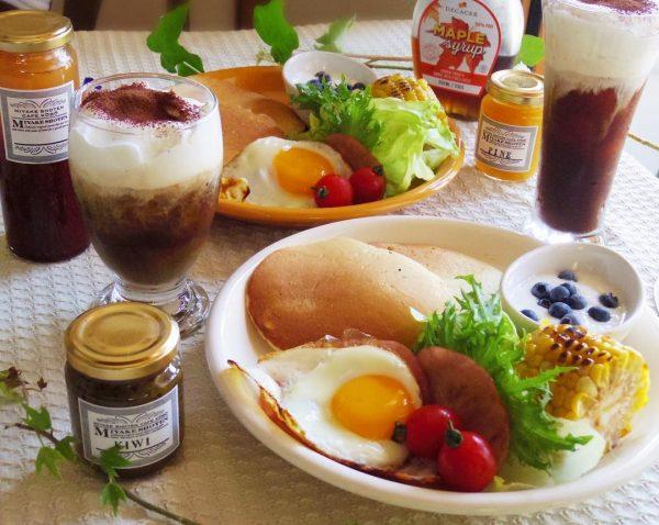 パンの美味しい朝食25