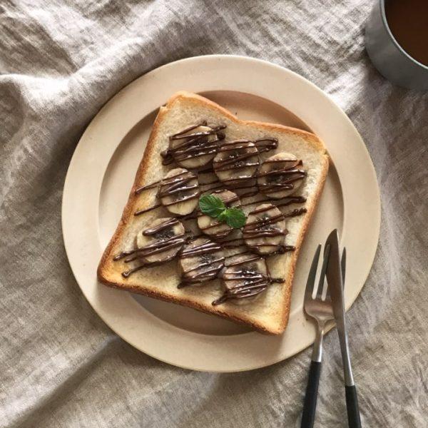 パンの美味しい朝食5