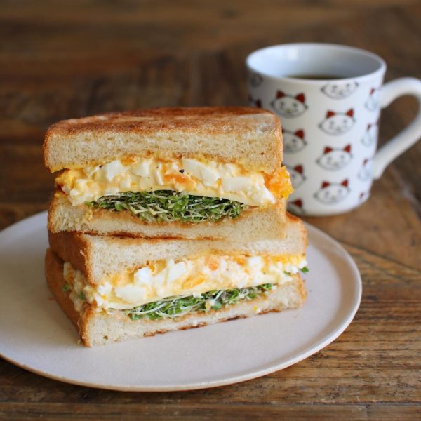 パンの美味しい朝食6