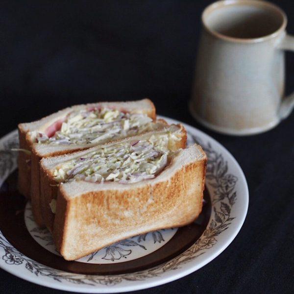 パンの美味しい朝食8