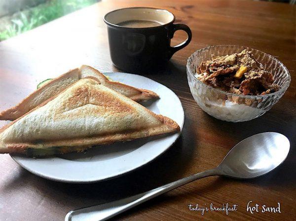 パンの美味しい朝食9