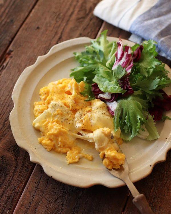 卵を使った朝食レシピ6