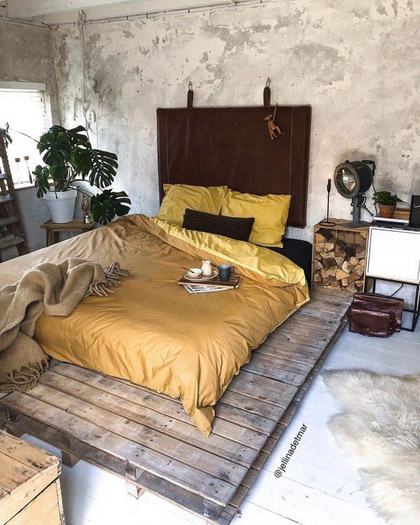 寝室インテリア2
