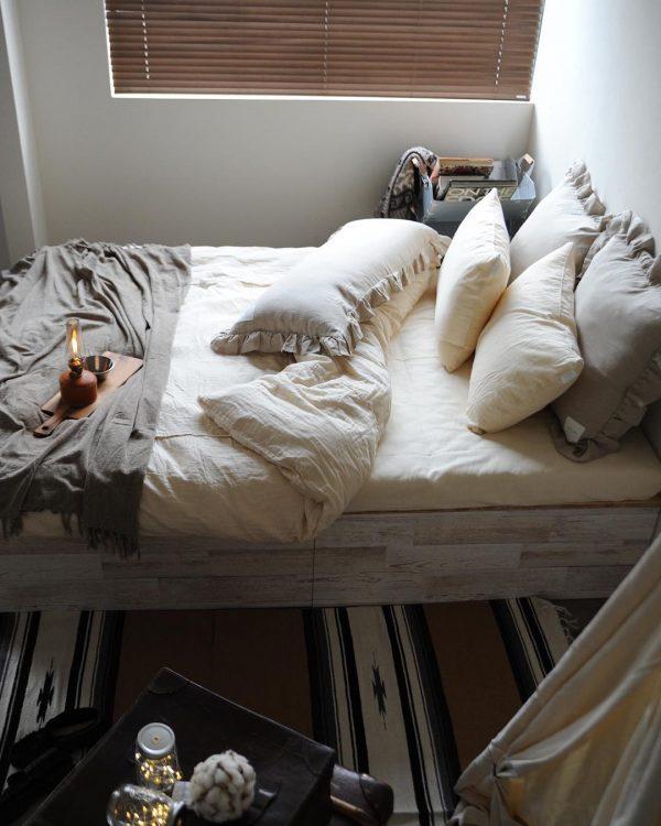 寝室インテリア9