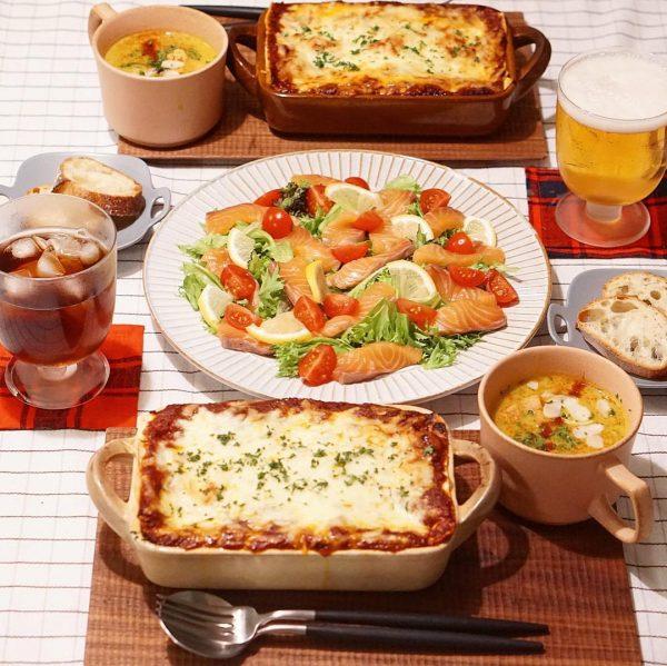 暑い日の夕飯7