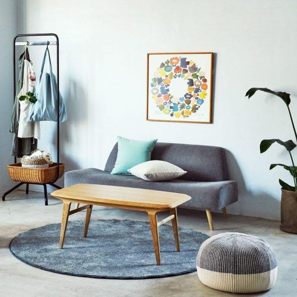 木のソファー16