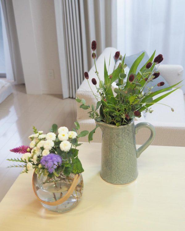 花のある丁寧な暮らし7
