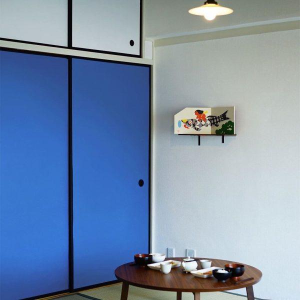 モダンな和室にリフォームできる壁紙の内装