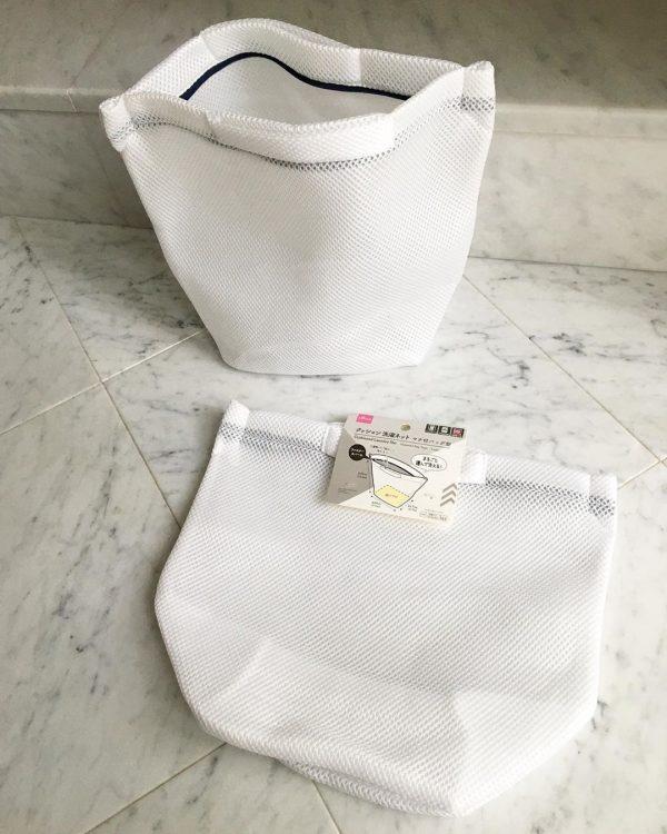 クッション洗濯ネット