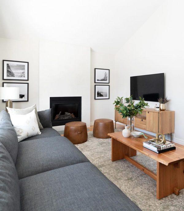インテリア 丸みのある家具7