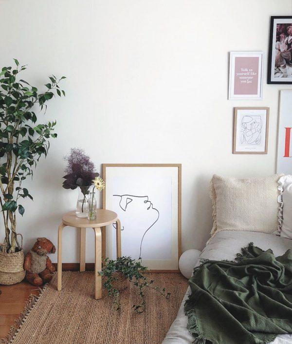 インテリア 丸みのある家具2