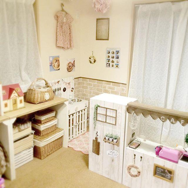 壁紙リフォームでおしゃれな子供部屋の内装