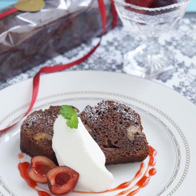 パウンドケーキの人気アレンジレシピ《ナッツ》3