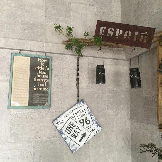 【玄関】吊るす収納に使える小物やアイデア3