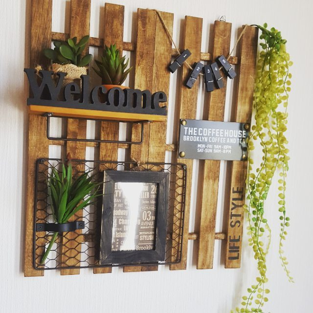 【DIY】吊るす収納に使える小物やアイデア2
