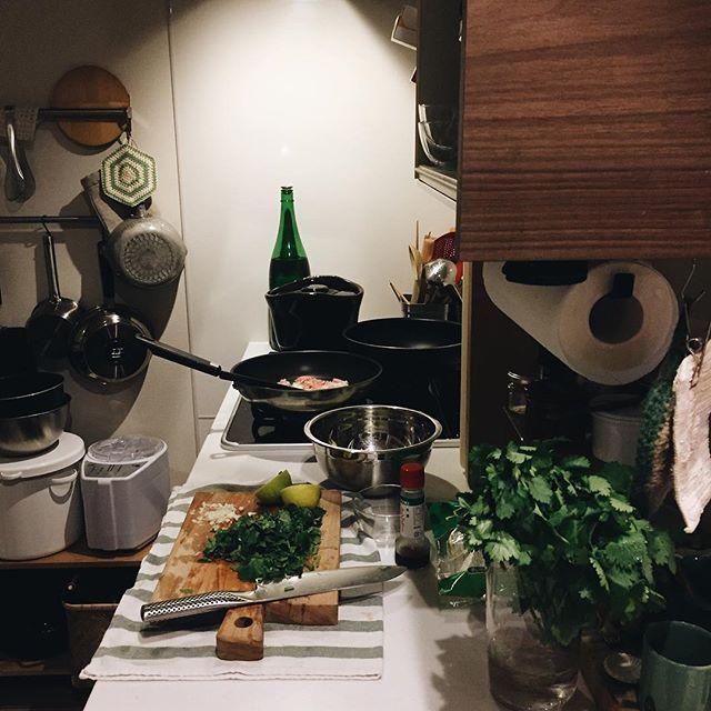 雰囲気が良いと料理が進む