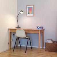 ブルーグレーの壁紙インテリア特集♪青を上手に取り入れたおしゃれ部屋をご紹介!
