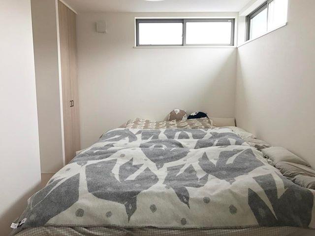 北欧寝室インテリア実例《ナチュラル》2