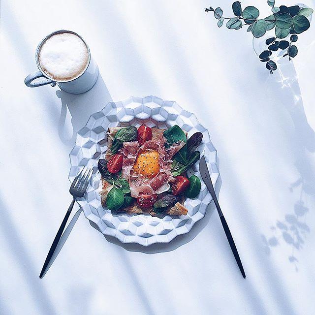 ガレット料理☆おすすめレシピ【生ハム】3