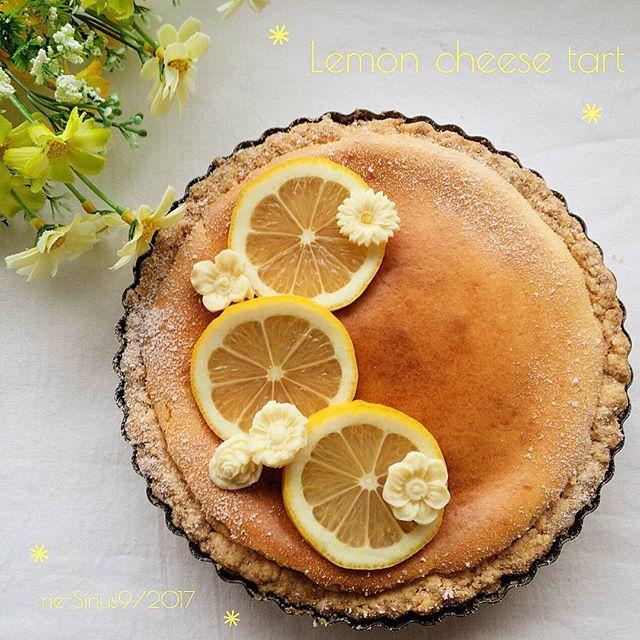 レモンスイーツレシピ【パウンド・タルト】4