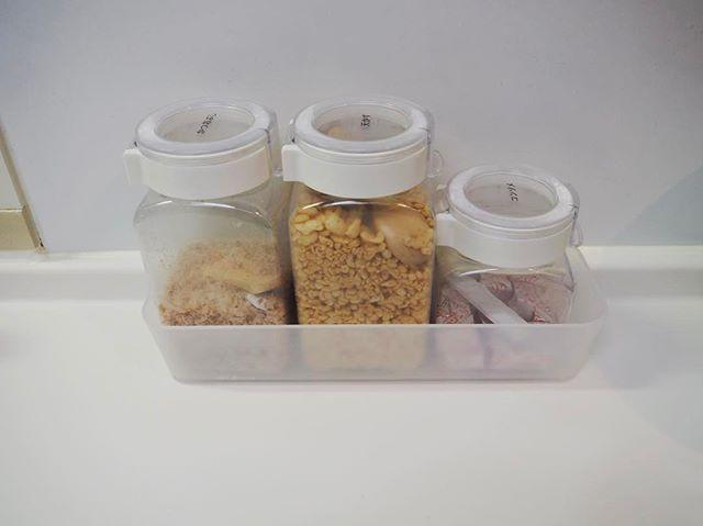 冷蔵庫のドアポケット収納《仕切り》3