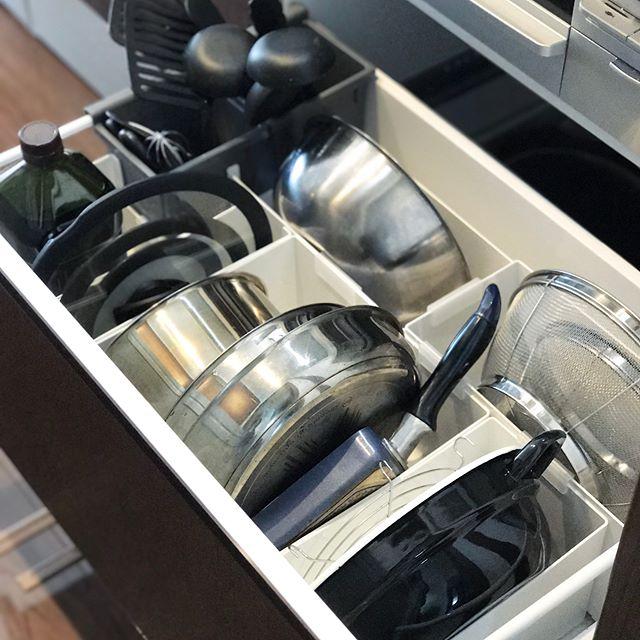 シンデレラフィット収納のコツ《キッチン》3