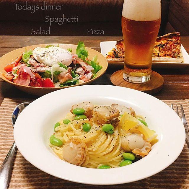 ホタテのメニューで簡単人気レシピ☆イベント11
