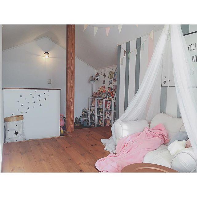 子供部屋におすすめのベッド14
