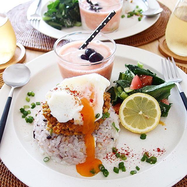 スパイスカレーの本格的なレシピ☆ひき肉・サバ11